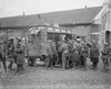 The Battle of the Somme. Battle of the Ancre. London coffee stall at Auchonvillers. November 1916. © IWM (Q 4545)