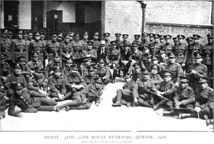 38-40th Royal Fusiliers Web