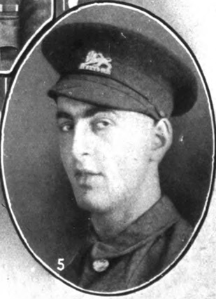 Pte. J. White, 6th King's Own Royal Lancaster Regt. British Jewry Book of Honour