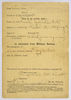 "Certificate dated 17 June 1918, certifying that Enoch Grabinovitz is exempt on the grounds of ""occupation, ill health"" up to and including 11 September 1918. ©Jewish Museum London/Jewish Military Museum"