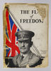 'The Flag of Freedom' booklet, The Jewish Ex-Serivemen's Association of the British Empire. ©Jewish Museum London/Jewish Military Museum
